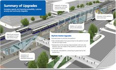 [Pic1] Metrotown SkyTrain Station Upgrades & Bus Loop Relocation http://www.vancitybuzz.com/2013/06/37-million-improvement-project-planned-for-metrotown-station/ #SkyTrain #Translink #Metrotown #Station #Transportation #Burnaby #MetroVancouver #Metro #Vancouver