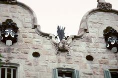 Casa Calvet. 1904. Barcelona, Spain. Antoni Gaudi.