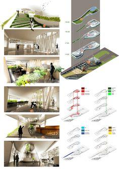 UIA REGIONAL CENTER | Yeow Yann Herng - Arch2O.com