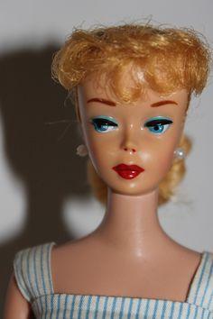 Vintage Barbie Ponytail 5 restored by Julia's Originals