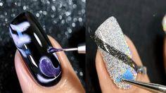 Топ 10 удивительные дизайн ногтей Сентябрь 2017