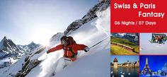 #EuropeGroupTours offers #Customized #Holiday #TourPackages for #Paris #Switzerland 2015 from #Delhi #India.
