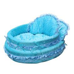 Martha Stewart Double Bolster Dog Bed