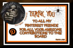 A true and sincere thank you to all who have contributed to this board as of Thursday March 2, 2017. Thank you all so very much!