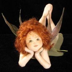 Megan Doll Pattern Designed by Arlene Cano