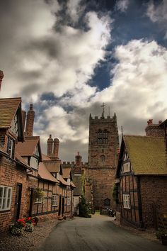 Great Budworth, Cheshire, England