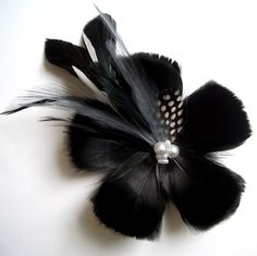 Feather flower :-)