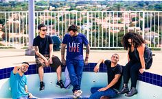 Behind The Music: Aura the Band | TROPICULT