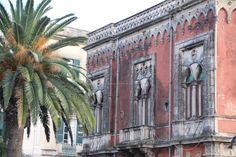 Siracusa / Sicily / City / Palmtree / Italy