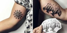 16 Stunning Tattoos by Sasha Kiseleva – Sortra