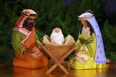 Patience Brewster World Edition Holy Family (Set Of 4) $79.46, You Save $26.49