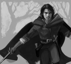 The Musketeers fan art - D'Artagnan