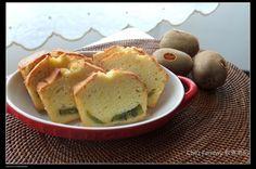 奇異果磅蛋糕食譜、作法 | Chez Famiwy 飲食宅記的多多開伙食譜分享