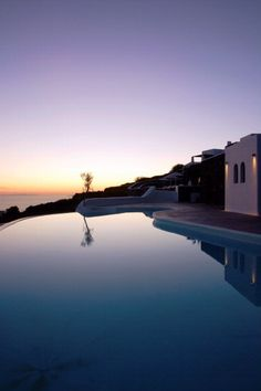 Another great hotel in Santorini, at Pyrgos