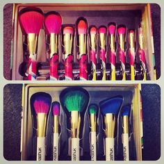 #makeupbrushes #pret
