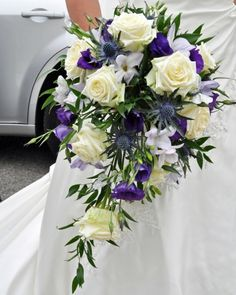 Wedding Bouquet RED YELLOW WHITE