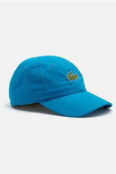 54333991ce4 Lacoste Men s Poly 5Cm Croc Sport Cap   Caps   Hats