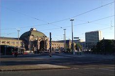 Main Train Station - Hauptbahnhof - Nuremberg/Nürnberg, Germany/Deutschland
