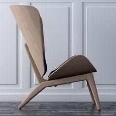 'The Reader' armchair