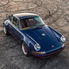 Porsche 911 Singer [10801080] via Classy Bro