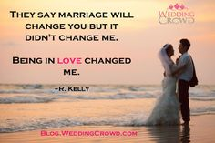 Did Marriage or Love Change You?