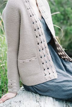 Ravelry: Beatrice Cardigan pattern by Carrie Bostick Hoge