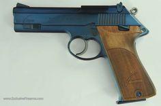 Korth Semi Auto Plasma Blue 9mm w/Box,2mags Rare : Semi Auto Pistols at GunBroker.com