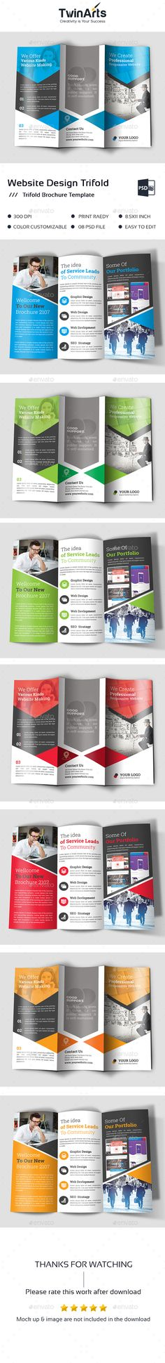 Medical Trifold Print, Template and Medical - download brochure templates for microsoft word