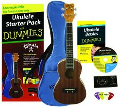 Buy Ukulele Starter Pack for Dummies Buy Guitar, Old Maps, Piano Lessons, Getting To Know You, Packers, Musical Instruments, Musicals, All In One