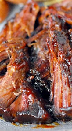 Barbecue Pot Roast❊                                                                                                                                                                                 More