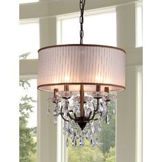 Shop for Scott Chandelier. Get free shipping at Overstock.com - Your Online Home Decor Outlet Store! Get 5% in rewards with Club O!