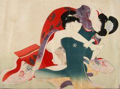 Terukata Ikeda,Meiji period (c.1900-5)
