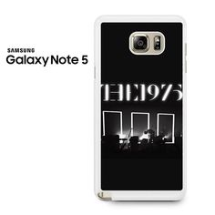 The 1975 Album Cover Black And White Samsung Galaxy Note 5 Case