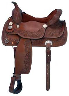 Rb Auto Adjust Extreme Saddle Package - 9RK1756S-32-165 at Cowgirl Blondie's http://www.dumbblondeboutique.com