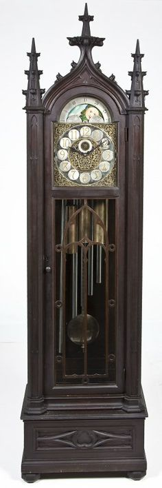Colonial Mfg. Co. Tall Case Clock : Lot 832