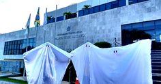 'Fantasmas' protestam contra número de cargos comissionados na AL/RN