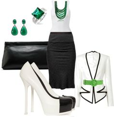 """""""Mujer Ejecutiva"""" by coromitas on Polyvore"""