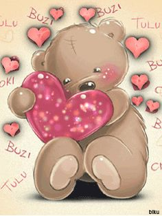 Animated, I Love You, Love, Heart, Valentine, Glitter, Pink, Bling, Cool, Girly, Cute, Pretty, Romantic, Cute_Stuff - See this Animated Gif on Photobucket. Click to play