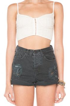 Brandy ♥ Melville | Opal Top - Tops - Clothing