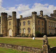 Chiddingstone Castle, Kent, England