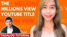 (millions view)explain tagalog . Digital Marketing Business, Tagalog, Busy At Work, May 7th, Education, Tips, Youtube, Onderwijs, Learning