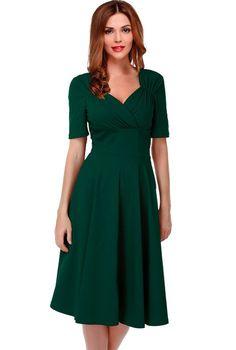 Damen Kleid 50er Rockabilly - ideal für's Schützenfest 😉