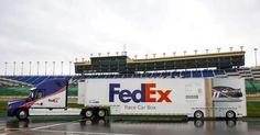 Freightliner, FedEx, Transporter, Hauler, NASCAR