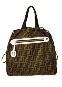 Fendi Messenger Zucca Bag $995.00