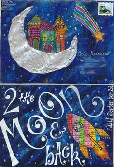 Mail art by Miss M of ATC's For All.