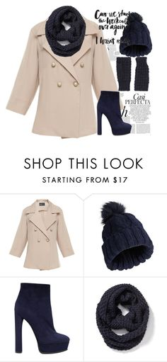 """Без названия #74"" by erohina-d ❤ liked on Polyvore featuring Whiteley, N-DUO, Miss Selfridge, Casadei, Old Navy and Accessorize"