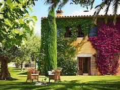 Beautiful house in Spain.