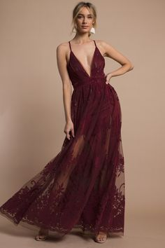 c52f7c109aa 17 Best Elegant maxi dress images