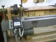 """Building your own wood lathe is truly a simple matter; all you need is the desire to have one, the gumption to do so and the intestinal fortitude to say, """"I ..."""