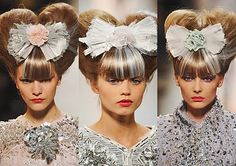 Edgy Fairytale Princess Hair Styles.